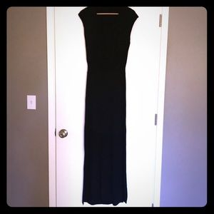 Black maxi dress by Felicity & Coco size Small